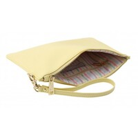 Willow & Rose Clutch/Beauty Bag - Lemon