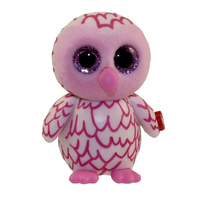 Beanie Boos - Mini Boos Collectible OPENED Pinky