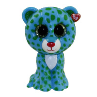 Beanie Boos - Mini Boos Collectible OPENED Leona