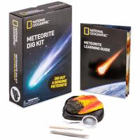 National Geographic Meteorite Dig Kit