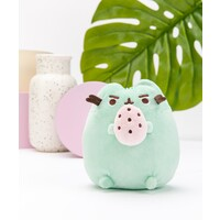 Pusheen Plush 15cm Pusheenosaurus Standing With Egg: Green