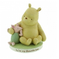 Disney Classic Pooh & Piglet Money Box