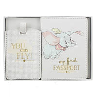 Disney Magical Beginnings Dumbo: Passport & Luggage Tag