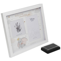 Disney Magical Beginnings Dumbo - Photo & Hand Print Frame