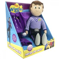The Wiggles Dress Up Lachy 40cm