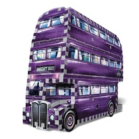 Wrebbit Harry Potter 3D Puzzle - The Knight Bus