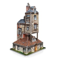 Wrebbit Harry Potter 3D Puzzle - The Burrow