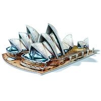 Wrebbit The Classics 3d Puzzle Sydney Opera House