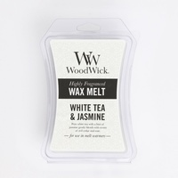 WoodWick Wax Melts - White Tea & Jasmine