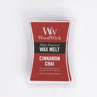 WoodWick Wax Melts - Cinnamon Chai