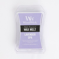 WoodWick Wax Melts - Lavender Spa