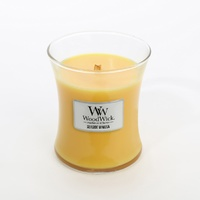 WoodWick Medium Candle - Seaside Mimosa