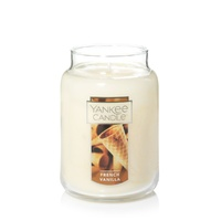Yankee Candle Large Jar - French Vanilla