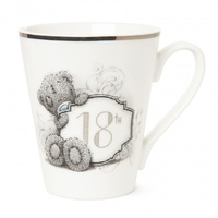 Tatty Teddy Me to You - 18th Birthday Mug & Signature Keepsake Box