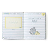 Tiny Tatty Teddy Me to You Baby - Cute As A Button Pregnancy Journal