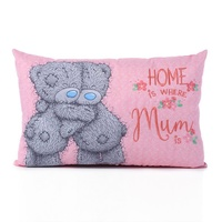 Tatty Teddy Me to You Cushion - Home Is Where Mum Is