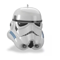 2016 Hallmark Keepsake Ornament - Star Wars Imperial Stormtrooper Helmet Ornament With Sound
