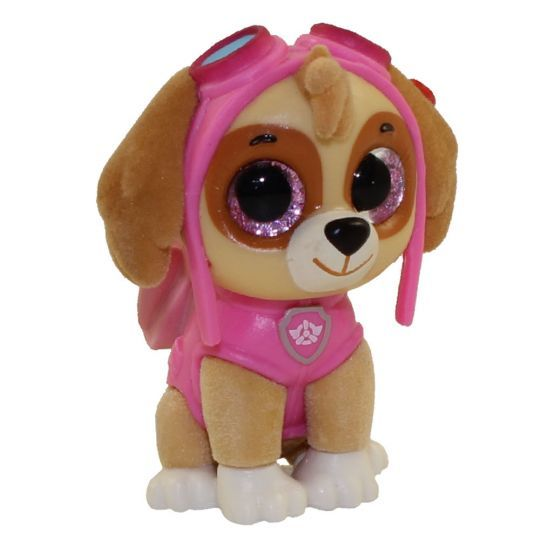 Beanie Boos - Mini Boos Collectible Paw Patrol OPENED Skye 9f846613fe7