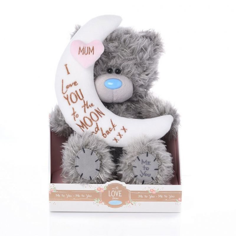 Tatty Teddy Me To You Signature Collection Bear I Love You To The