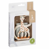 Sophie The Giraffe So Pure Teething Ring - Soft