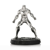 Royal Selangor Marvel Figurine - Iron Man Invincible