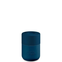 Frank Green Reusable Cup - Original 230ml Sailor Blue Push Button