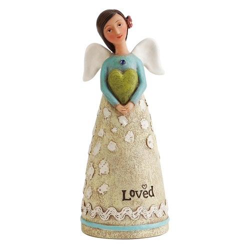 Kelly Rae Roberts Birthday Wish Angel - September