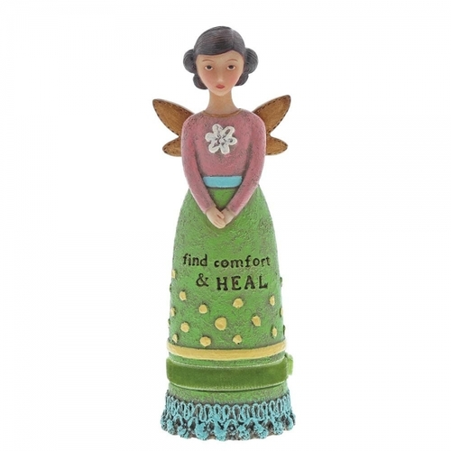 Kelly Rae Roberts Winged Inspiration Angel - Find Comfort and Heal