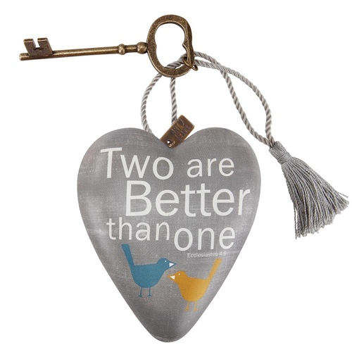 Art Hearts - Two Are Better Than One
