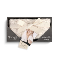 Demdaco Giving Warm Neck Wrap - Cream