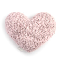 Demdaco Warm Giving Heart Pillow - Blush