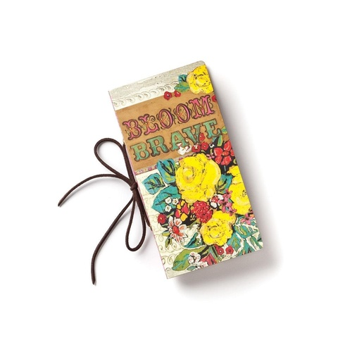 Brave Girl Notebook - Bloom Brave