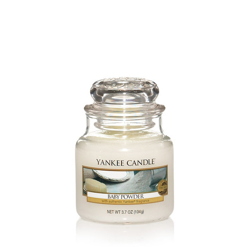 Yankee Candle Small Jar - Baby Powder