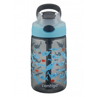 Contigo Kids Drink Bottle Gizmo Flip Autospout - 410ml Shark