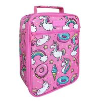Sachi Insulated Kids Lunch Tote - Unicorns