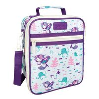 Sachi Insulated Kids Lunch Tote - Mermaids