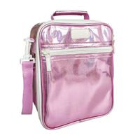 Sachi Insulated Kids Lunch Tote - Lustre Pink