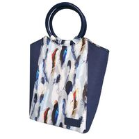 Sachi Insulated Lunch Bag - Feathers