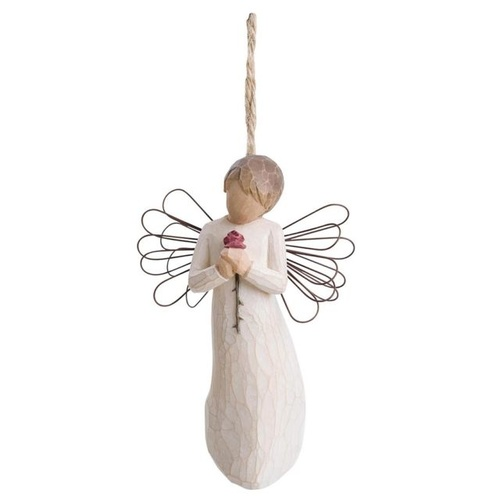 Willow Tree Hanging Ornament - Loving Angel