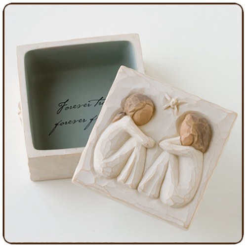 Willow Tree - Friendship Keepsake Box