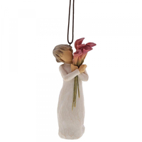 Willow Tree Hanging Ornament - Bloom