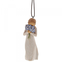 Willow Tree Hanging Ornament - Forget-Me-Not