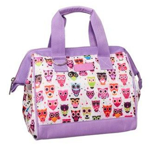 Sachi Insulated Lunch Tote - Hoot