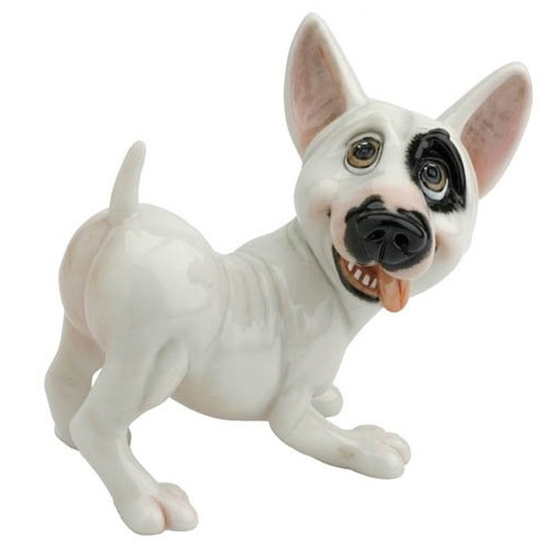 Pets With Personality - Little Paws - Billy English Bull Terrier