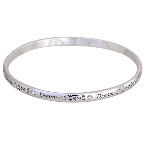 Equilibrium Sentiment Bangle - Dream