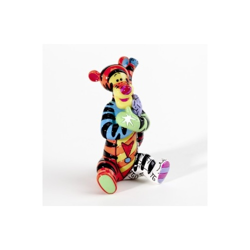 Disney Britto Tigger Mini Figurine