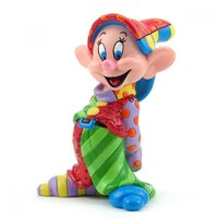 Disney Britto Dopey Mini Figurine
