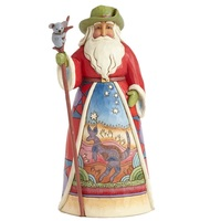 Heartwood Creek Santas Around the World - Australian Santa