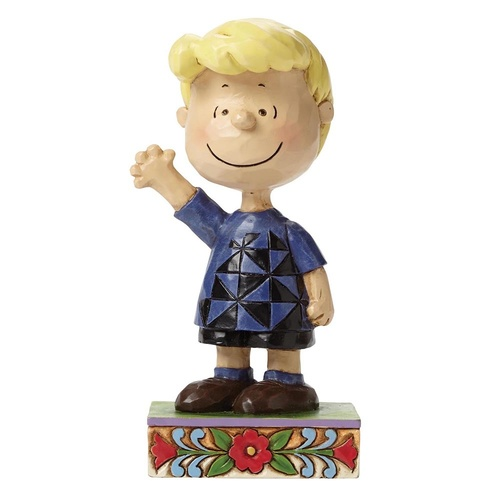 Jim Shore Piano Prodigy - Schroeder Figurine (Peanuts Collection)