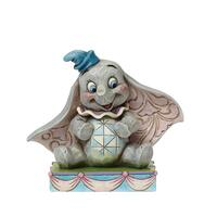 Jim Shore Disney Traditions - Dumbo Baby Mine Personality Pose Figurine